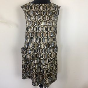 Women's Sz SP Mark. Dress with Pockets in Front